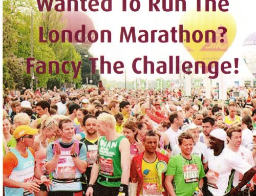 DIDN'T GET A SPACE AT LONDON?? – WHY NOT RUN FOR FARLEIGH HOSPICE?